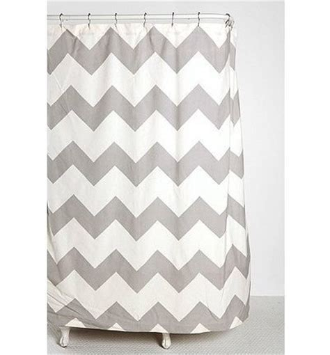 taupe chevron curtains zigzag shower curtain home love pinterest fabrics