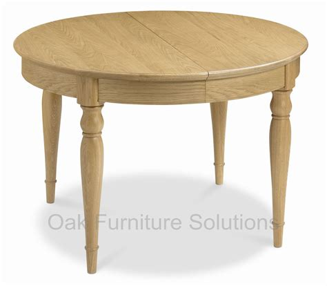 hstead oak 4 6 seater extension dining table 4 or 6 x