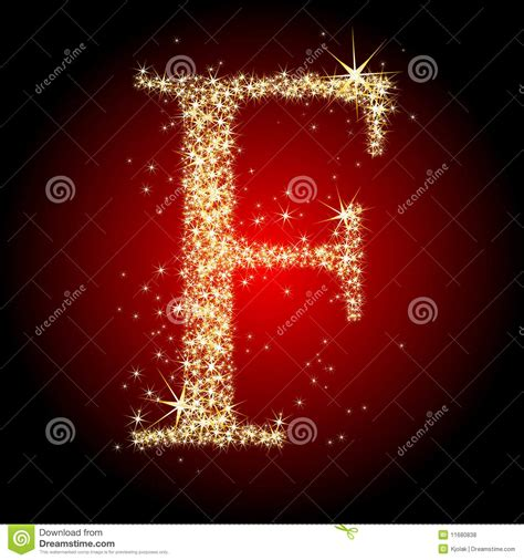 sta lettere letter f royalty free stock photos image 11680838