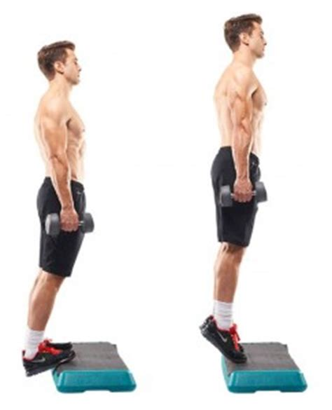 Chest Exercises With Dumbbells Without Bench 15 Minute Calves Workout You Can Do At Home