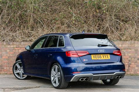 Audi A3 S3 Quattro by Used 2016 Audi A3 S3 Sportback Quattro 5dr For Sale In