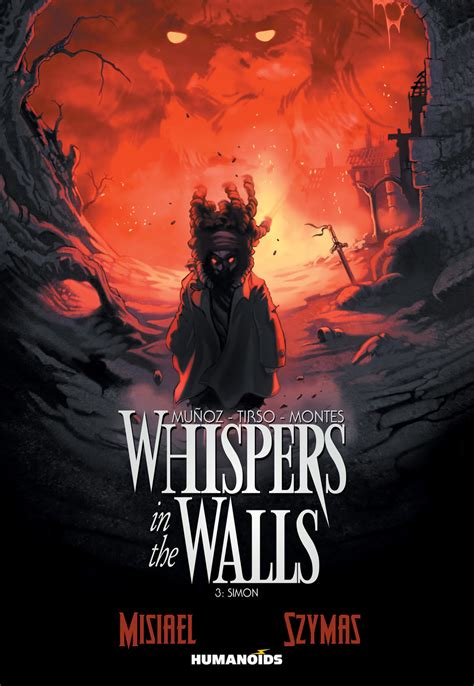 film seri the whispers nawiedzony podcast 88 whispers in the walls