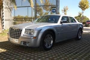 Chrysler Valencia Chrysler 300c 2 7i 4p Coche De Ocasi 243 N