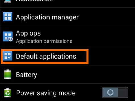 set default app android how do i set and clear default apps on android
