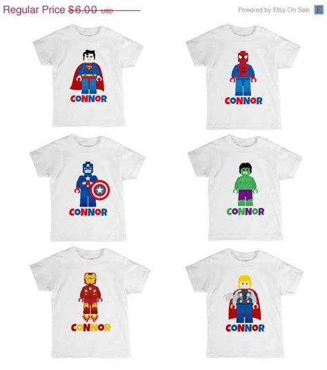 printable lego iron on on sale diy iron on transfer design lego superheroes