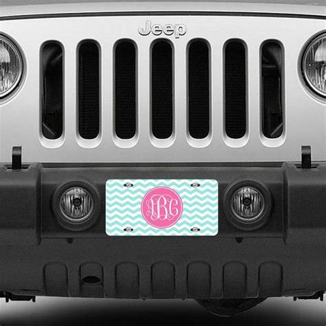 Decorative License Plates For Front Of Car by 1000 Ideas About Custom Front License Plates On