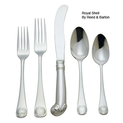 cool flatware another cool shell flatware pattern a must have for