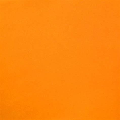 tangerine color tangerine orange polyester felt sheet 1 meter x 44