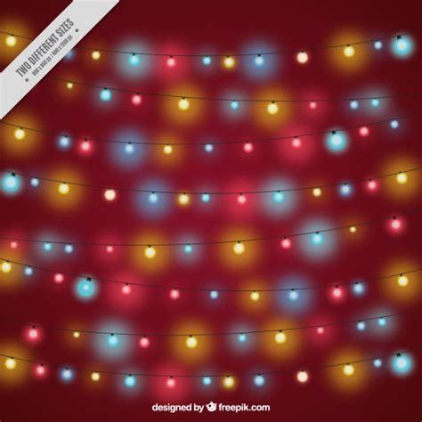imagenes navideñas luces cuerdas con luces navide 241 as de colores descargar