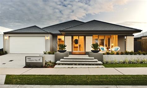 front yard landscaping ideas perth dale alcock display homes the willows visit www