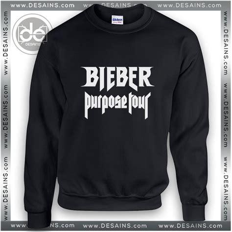 Sweater Purpose Tour sweatshirt bieber purpose tour sweatshirt womens sweater mens