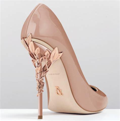 colored heels gold colored heels tsaa heel