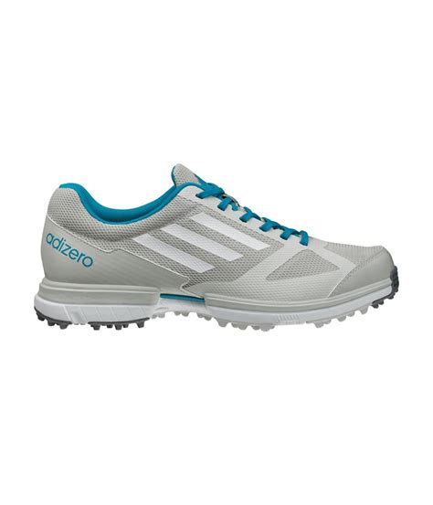 adizero sport golf shoes adidas adizero sport golf shoes grey white marine