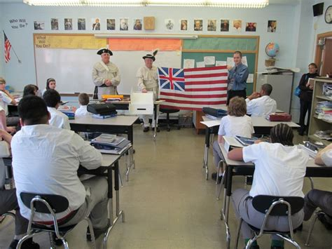 7th grade american history class gateway science academy