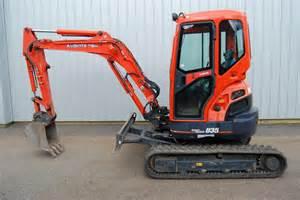 Michigan sales used kubota u35 excavator ward s outdoor equipment