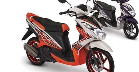 Yamaha Fino Fashion Durable Motor Cover Blue new xeon rc dealer yamaha kredit motor yamaha yamaha