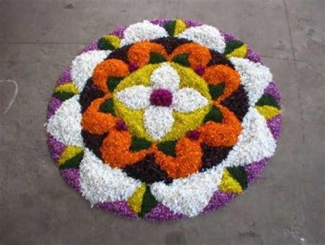 flower design for rangoli innovative floral rangoli designs rangoli patterns home