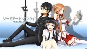 Video japanese anime sword art online toonami promo trailer