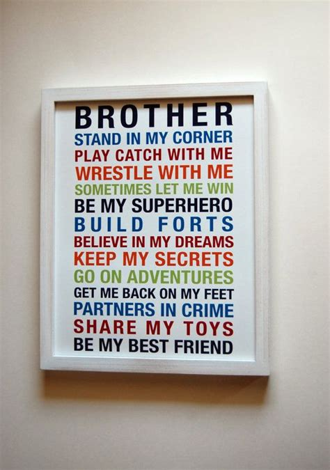 gifts for wall street guys 25 best brother quotes on pinterest sibling quotes