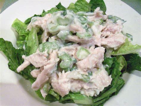 chicken salad best basic chicken salad recipe dishmaps