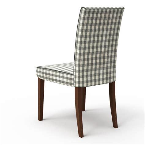Henriksdal Dining Chair Henriksdal Dining Chair Rutna Multicolour 3d Model Max Obj 3ds Fbx Cgtrader