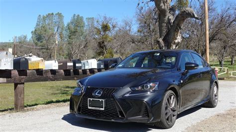 lexus is f sport 2017 black 2017 lexus is f sport a stylish sporty and small ish