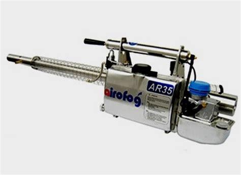 Mesin Fogging Cara Kerja Mesin Fogging Dan Tips Cara Membuat Mesin