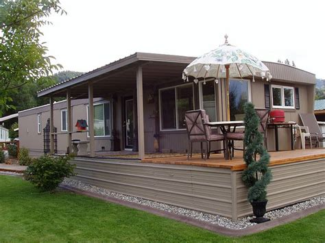 remodel house exterior single wide mobile home