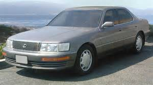 1992 Lexus Ls 1992 Lexus Ls 400 Information And Photos Zombiedrive
