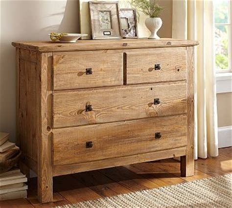 Pine Wood Dressers by Wood Dresser Wax Pine Finish Traditional By