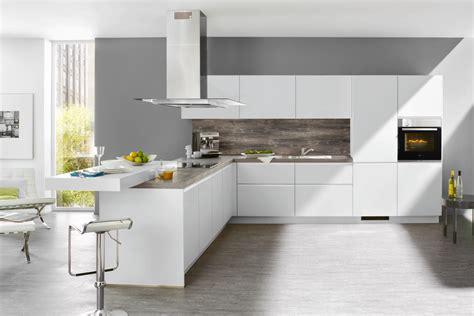 Keuken Inspiratie L Vorm by L Vorm Keuken Alpha Lack Duitse Keukenwereld