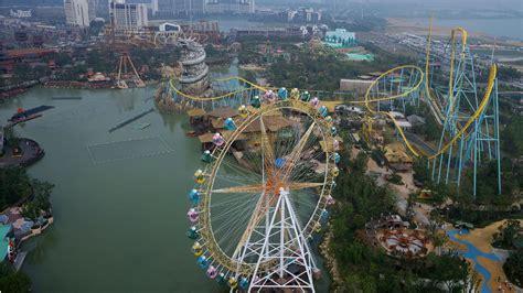 list theme parks china wanda battles disney for china theme park dominance