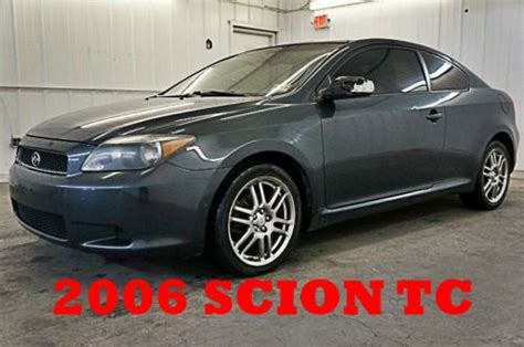 car owners manuals free downloads 2006 scion tc instrument cluster purchase used 2006 scion tc manual nice gas saver fun sporty runs great wow in plymouth