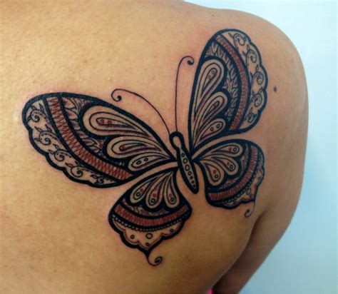 butterfly henna tattoo designs simple butterfly henna makedes