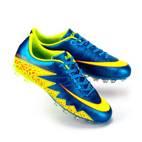 aliexpress football shoes new s soccer cleats firm ground fg soccer shoes
