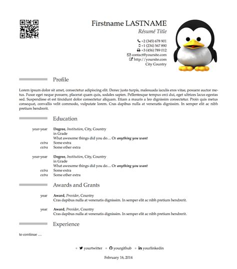 Example Of Resume For Internship by Floats Add A Second Or Multiple Pictures To A Cv Tex