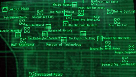fallout 3 white house white house the fallout wiki fallout new vegas and more