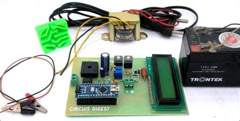 lm317 lead acid battery charger circuit 12v battery charger circuit diagram using lm317