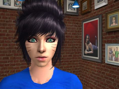 sims 2 emo hair dahvie vanity botdf sims 2 by linkfangirltpoot on deviantart