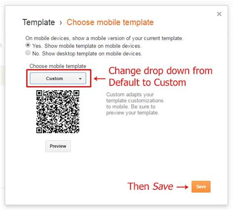 edit mobile template how to install analytics on bronv
