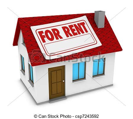 pay rent clipart