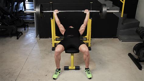 bench press without bench watchfit bench press