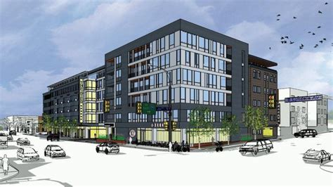 Apartment Complex Business Plan Apartment Plan For Franklin Lyndale May Be Kaput