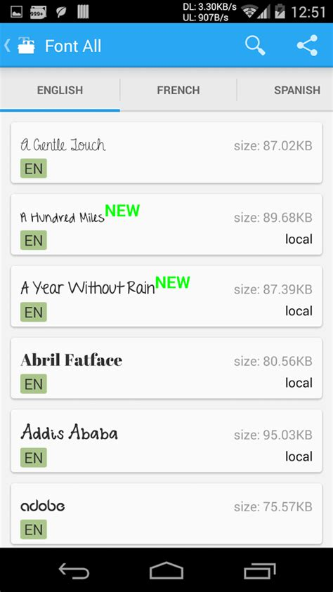 font for android ifont expert of fonts android apps on play