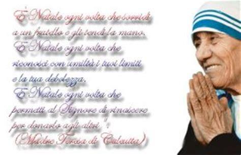 lettere di madre teresa messaggi di natale religiosi frasi auguri papa francesco