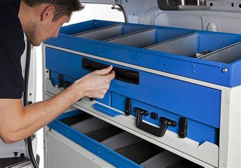 cassettiere per furgoni cassettiere per furgoni in fvg