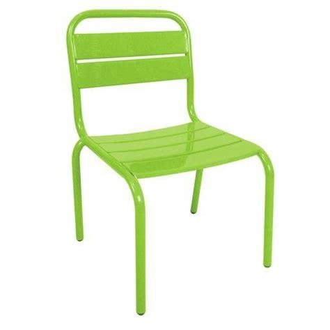 le de bureau verte chaise enfant chaise enfant acier vert taille 40 5 cm x 38 5 cm x 57 cm yesdeko