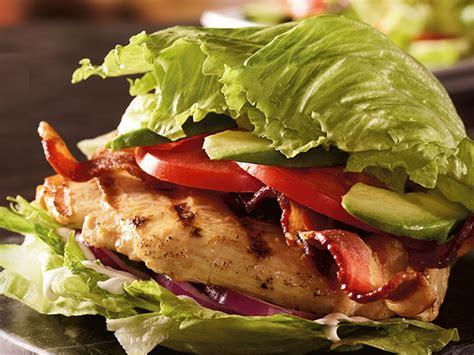 red robin offers  bunless avocado chicken wedgie burger chew boom