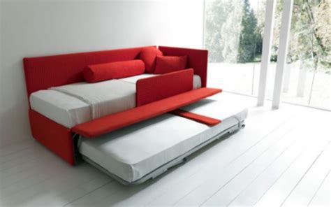 bed in a couch contemporary sofa sleeper decor ideasdecor ideas