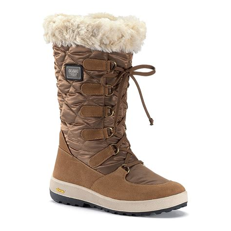 olang musica tex womens snow boots olang snow boots